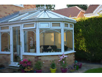 Used UPVC conservatory for sale with Excellent condition