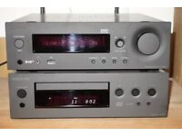 Onkyo C-755 CD player .