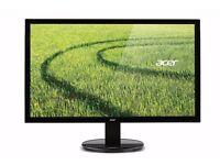 Acer 24 inch LED monitor K242HL
