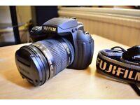 Fuji HS30 EXR Bridge camera