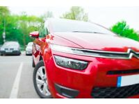 PCO Car Hire - Citroen C4 Grand Picasso - £130/pw