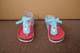 Cinderella Child Sandals