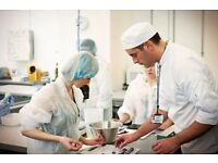 Catering Assistant Required (Full Time, Early Start)