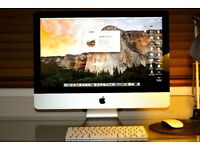 I Mac 21.5 inch