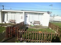 2 BEDROOM CHALET TO RENT IN SEAWICK. AVAILABLE NOW!