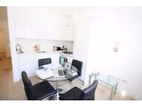 Furnished studio flat, converted warehouse, canal side living, concierge, walk to Westferry DLR