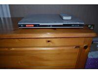 BUSH DVD PLAYER + REMOTE CONTROL IN GOOD CONDITION