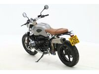 2017 BMW RnineT Scrambler with over £2000 of extras ----- Price Promise!!!!!