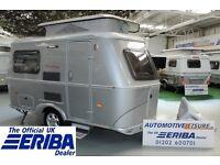 2014 Eriba Familia 320GT