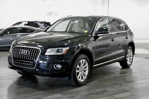 2014 Audi Q5 , Panoramic Roof, Navigation, Back up