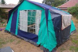 Montana 7 - Large Canvas Tent