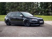Audi RS4 Avant, FSH with a new engine fitted by main dealer 20k ago. Loads of options fitted