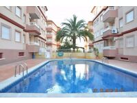 2 bedroom 6 sleeps apartment in Algorfa, Alicante, Costa Blanca, Spain, prices form only £29 per day