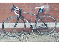 51cm carbon frame Cinelli Saetta Road Bike