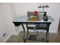 Industrial sewing machine Brother DB2 B7553. £150 excellent condition