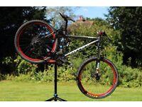 Carrera Banshee Full Suspension Custom Bike MTB DH FR Trail