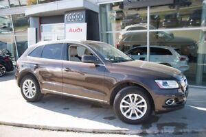 2014 Audi Q5 2.0 Tiptronic Progressiv   Pistachio Beige Leather