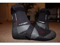 Rip Curl Flash Bomb 7mm Round Toe Wetsuit Boots