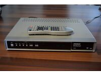 TV Freeview Recorder Digital PVR Twin Tuner 80GB Hard drive Terrestrial Digihome PVR80