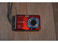 COLLECTION ONLY Fujifilm Finepix AX550 with padded case