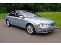 2002/52 Volvo S80 T SE.. Duel Fuel - Certified LPG.. Auto..
