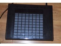 Ableton Push with Protector Cover.