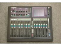 Allen & Heath GLD80 Digital Mixer w/flightcase