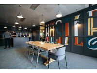 EXCELLENT DESK SPACE FOR RENT IN SOTH BANK-LONDON
