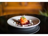 Part Time Sous Chef Required - 20 hours per week