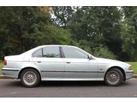 2003 BMW 520i Manual *Private Plate* Long MOT