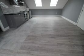 INCREDIBLE BRAND NEWLY REFURBISHED LARGE 1 BEDROOM FLAT NEAR ZONE 2 TUBE & 24 HOUR BUSES