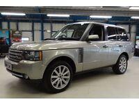 Land Rover Range Rover TDV8 VOGUE SE [NAV/TV / SUNROOF / REAR CAMERA] (ipanema sand) 2011