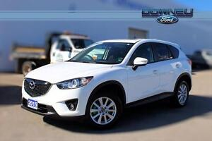2015 Mazda CX-5 GS! ONLY 34,662 KM! SUNROOF AWD BACKUP CAM!