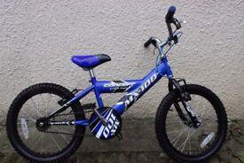 Boys Bike - 18 inch wheels (6 to 9 yrs)