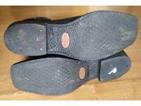 Grinders Harness Hi Mens Biker Boots Size 45