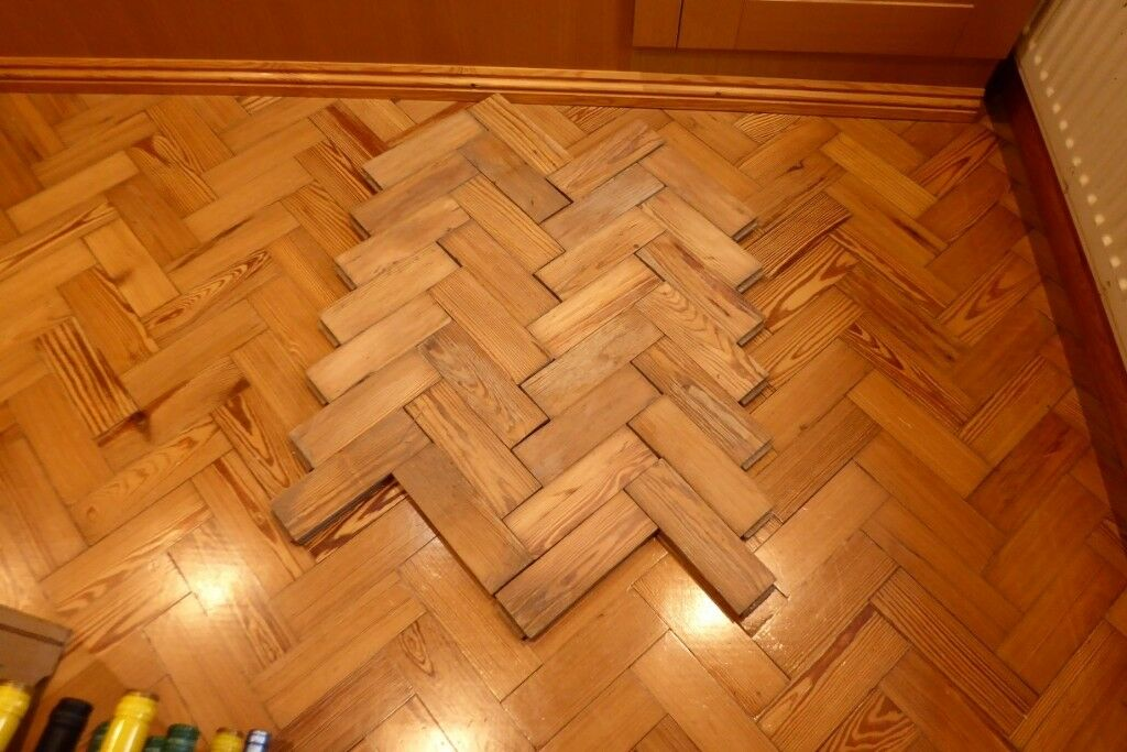 Fabulous Wood Block Flooring 9 X 3 X 34 Inch Blocks 15 M2 Approx In Stroud Gloucestershire Gumtree