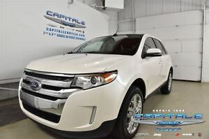 2014 Ford Edge LIMITED AWD*TOIT OUVRANT PANORAMIQUE*CUIR*NAV*FUL