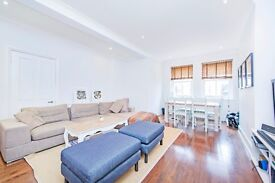 Spacious Three Bedroom Flat, Ideal For Sharers, Located Within The Heart Of Marylebone