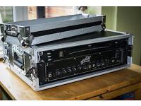 Aguilar 500SC / Korg Tuner / Spider 3U rack case