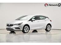 Vauxhall Astra DESIGN (silver) 2016-07-14