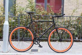 Black Friday Special Offer GOKU Steel Frame Single speed road bike TRACK bike fixed gear bike s88