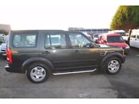 LANDROVER DISCOVERY 3 TDV 6S 7 SEAT ESTATE – 06-REG