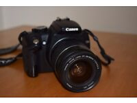 Digital SLR Camera - Canon EOS 350D / Rebel XT boxed with accessories