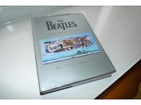 A fine copy of the Beatles Anthology in mint condition