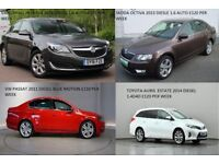 PCO CARS HIRE RENT DIESEL +HYBIRD FROM £100 PER WEEK