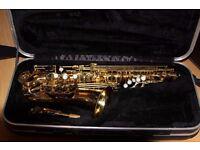 Alto Saxophone ( Evette Buffet Crampon)