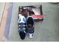 Cycling shoes - Size 10. Proceeds to Firefighters Charity.