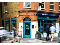 Head Waiter/ Waitress - Hostess - Runners - Bartender for busy Mexican Restaurant in London Bridge