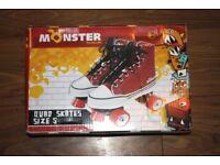 Monster Boards Quad Skates Size 5