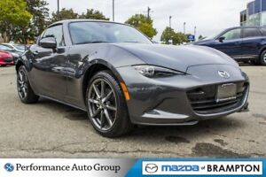 2017 Mazda MX-5 GT AUTO TAN LEATHER LOADED